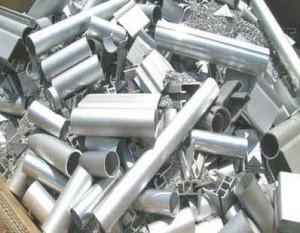 Métal d'aluminium