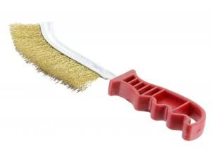 Une brosse de fer
