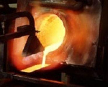 Fusion de métaux