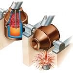 Le point de fusion de l'acier